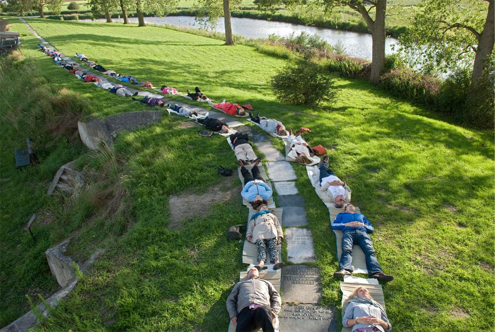 DWW laag Nederland FIBO serie Nummer 19 tekening Haarlemmermeer en ...