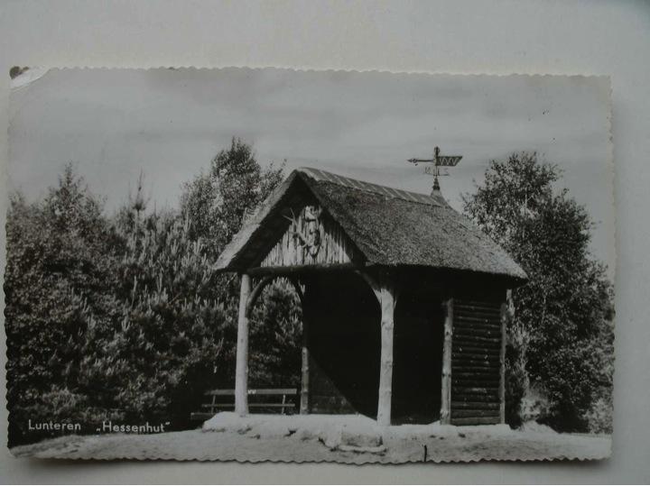 oude hessenhut
